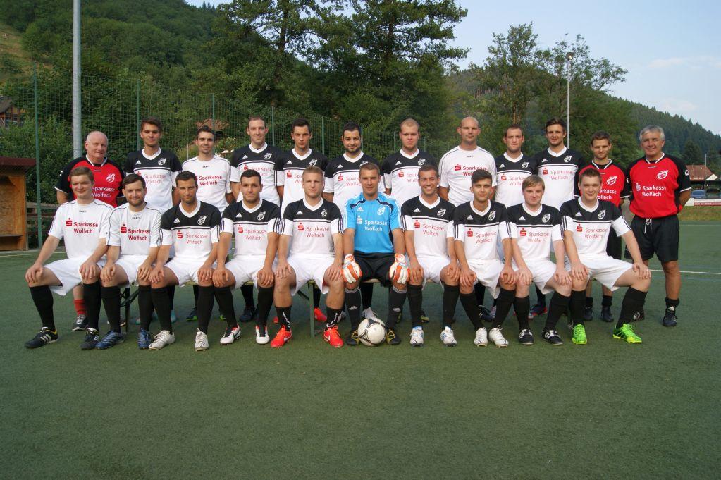 Kader 1. Mannschaft 2013/14