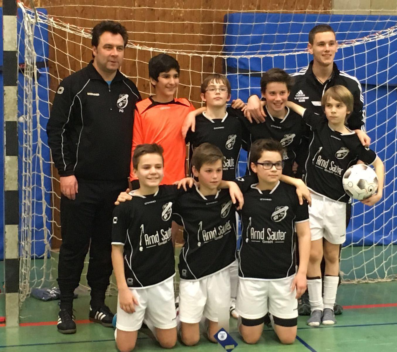 FCK D-Jugend beim Sparkassencup 2016