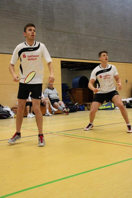 Jonas Lehmann und Theo Krämer, die echt super Doppel spielten)