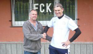 Armin Badke und Frank Armbruster