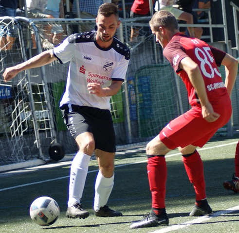 FCK - SC Orschweier Sebastian Fuchs