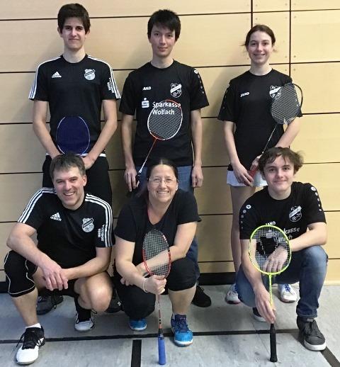Das Sieger-Team von Gengenbach