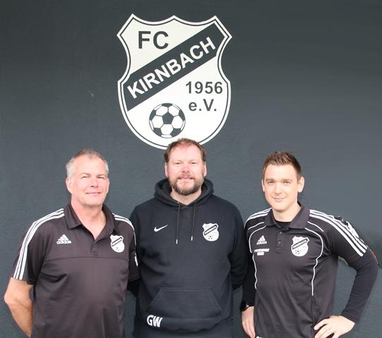 Foto Vorstand Sport und Trainer
