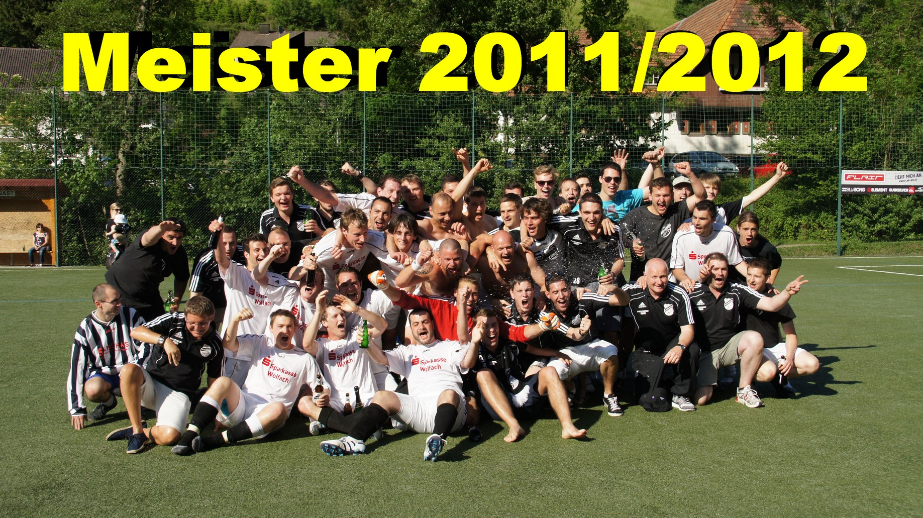 Meister 2011/12 der Kreisliga A Staffel Süd